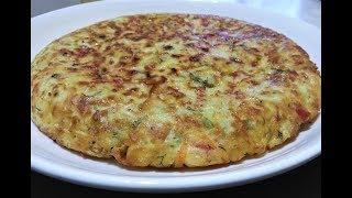 Кулинария с Лизой - Завтрак быстрый из доступных продуктов