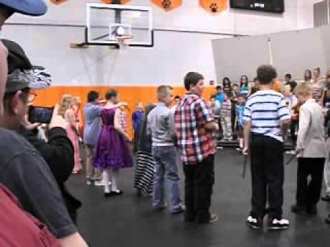 Lincoln Grade School 2015 Spring Concert Part 8