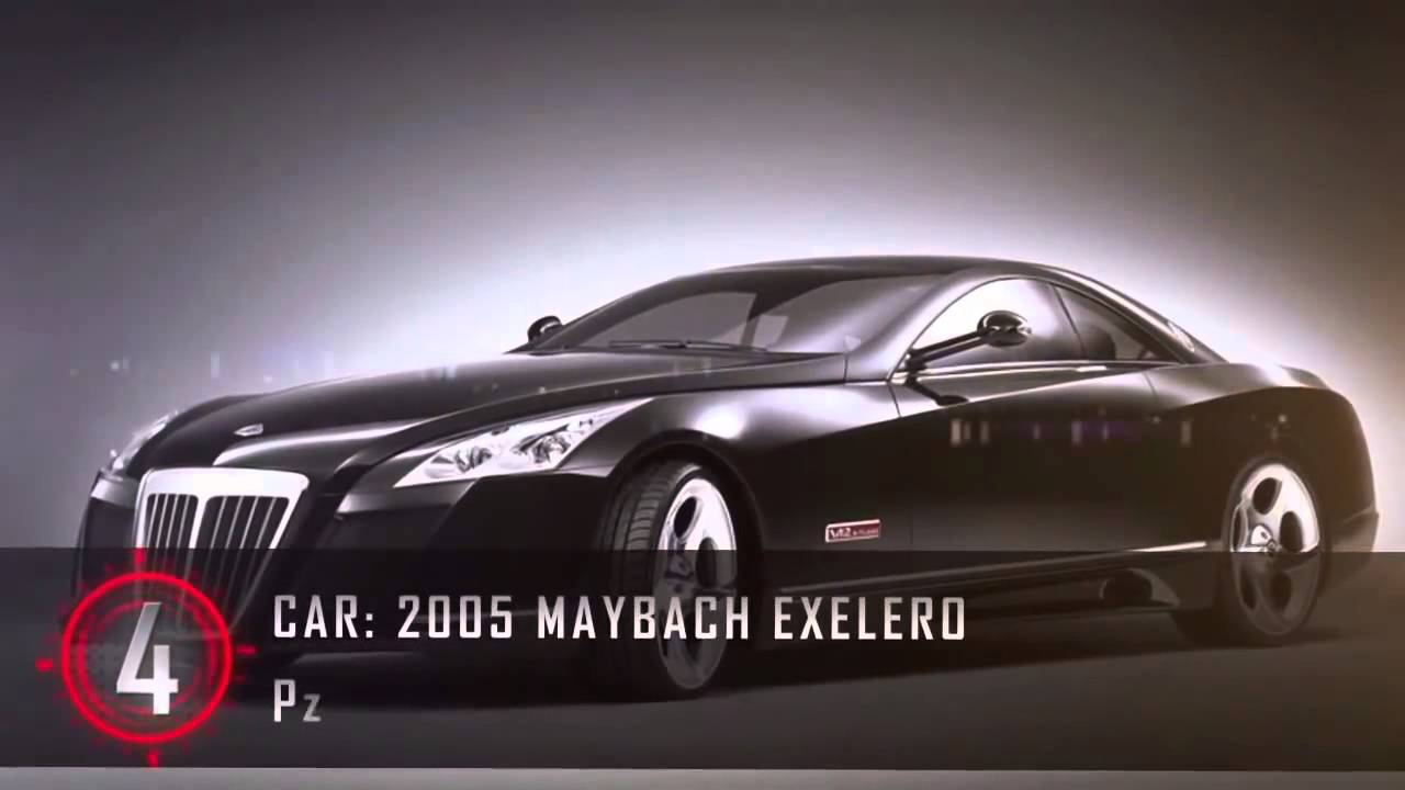 Top 10 Most Rare And Expensive Cars In The World - YouTube