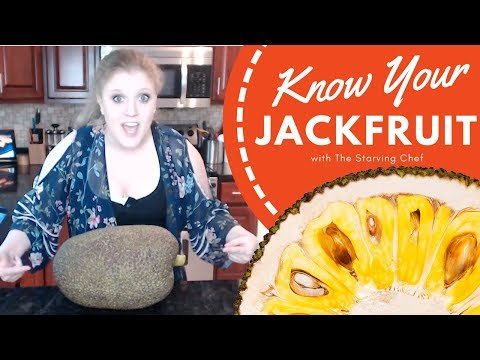 WHAT THE HECK IS JACKFRUIT? | Know Your Food