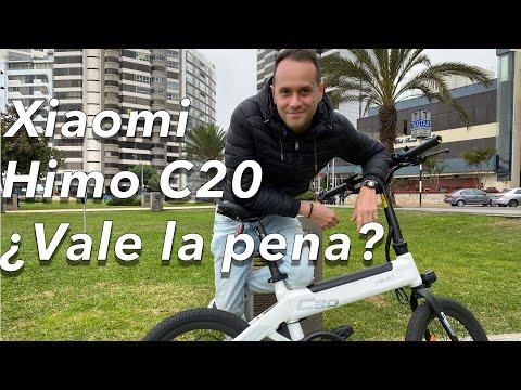 Xiaomi HIMO C20 E bike Análisis en español | Review ¿Vale la pena esta bicicleta eléctrica?