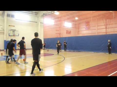 National Dodgeball League (NDL) :: Gotham Dodgeball vs DC Dodgeball  March 29, 2014