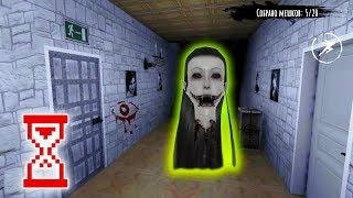 Eyes - The Horror Game Полное прохождение мрачного особняка