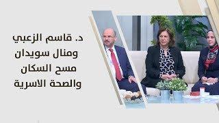 د. قاسم الزعبي ومنال سويدان - مسح السكان والصحة الاسرية