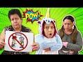 Novas Regras de Conduta para IRMÃOS (New Rules of conduct for children) - Família MC Divertida