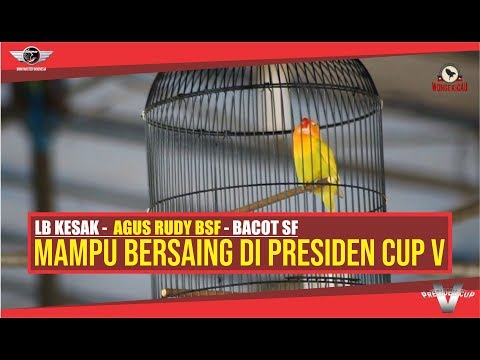 PRESIDEN CUP V : LB KESAK Mampu Bersaing Ketat Di Presiden Cup V