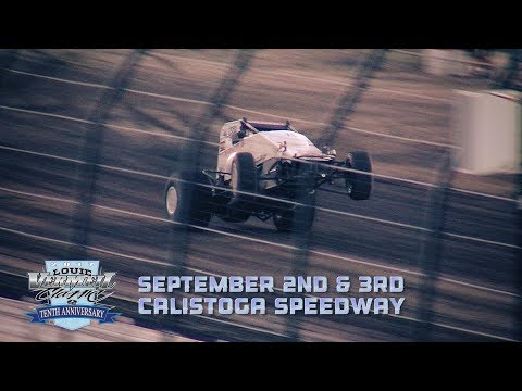 The 2017 Louie Vermeil Classic at Calistoga Speedway