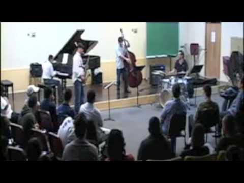 """""""Cycles"""" Gabriel Rodriguez Quartet"""