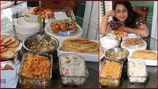 Food Is Ready For Road Trip | Indian Food For Road Trip | Simple Living Wise Thinking