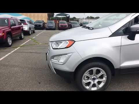 Fall River Ford >> 2018 Ford Ecosport New Bedford Providence Wareham Raynham Fall River Ma F196