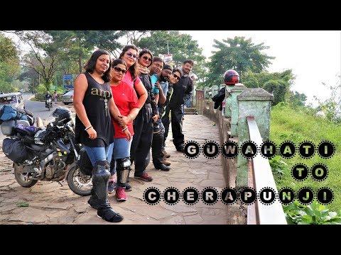 Guwahati To Shillong To Cherapunji Ride - Ep3