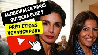 #179 Qui sera élu(e) à la Mairie de Paris en 2020 ? - Bruno Voyant Médium élections municipales 2020