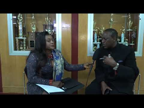 Kandeh Yumkella interview on Community Highlights with Fatmata Koroma