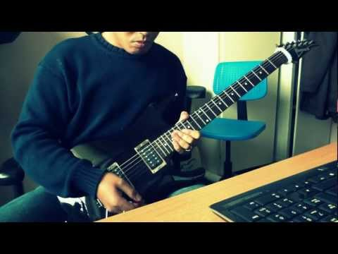 Melody Memory - Nia Lavenia - Guitar Mandarin cover