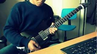 Melody Memory Nia Lavenia Guitar Mandarin cover