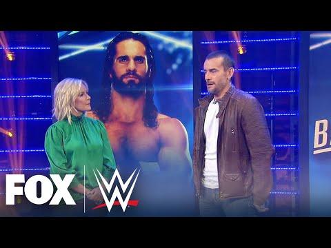 CM Punk's advice for Seth Rollins: 'Stop tweeting'   WWE BACKSTAGE   WWE ON FOX