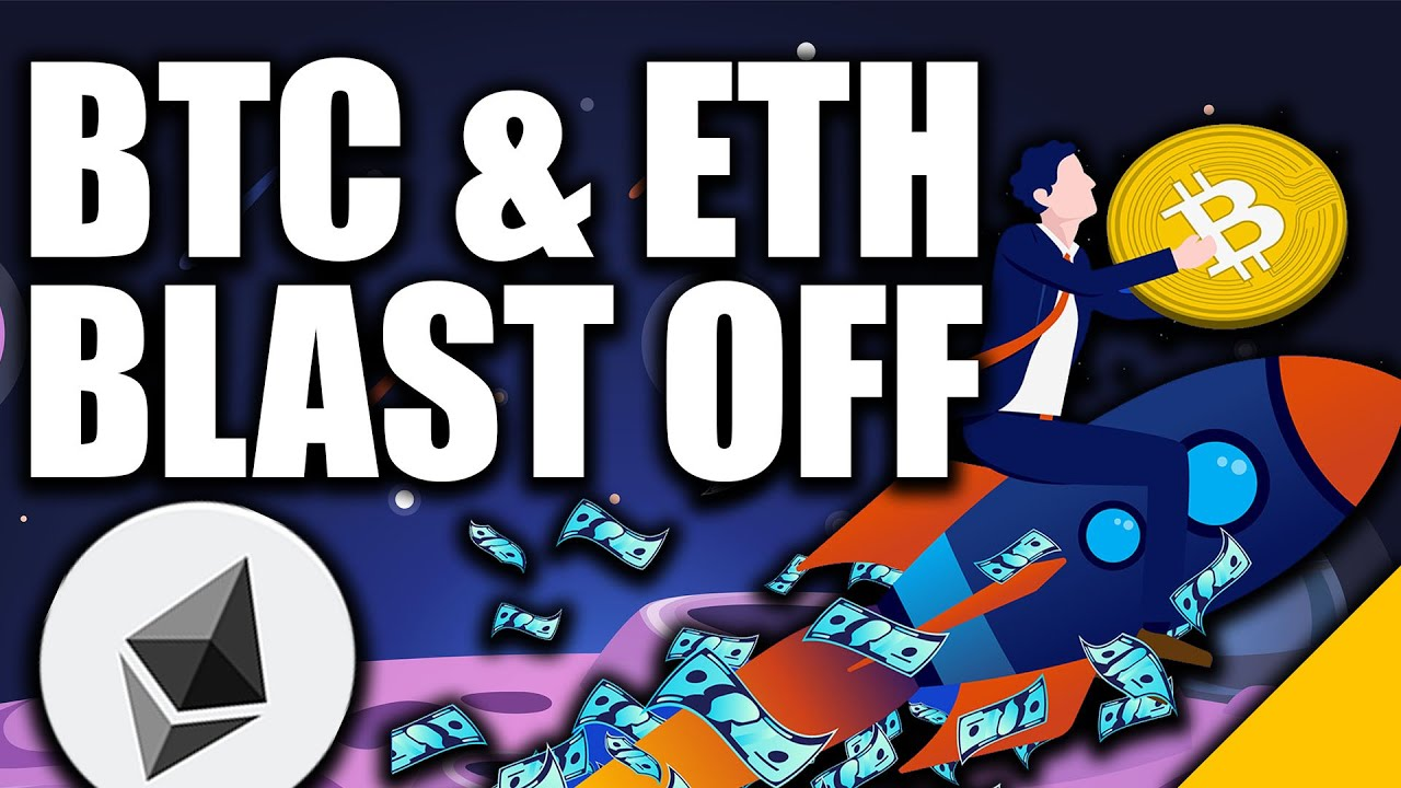 Bitcoin BLASTING OFF to $40k (BTC & Ethereum's BEST Weekend)