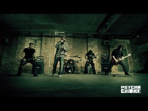 PSYCHO CHOKE - GET DOWN (Official video) - HD