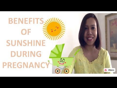 Sunshine During Pregnancy | Importance of Vitamin D| Sunlight