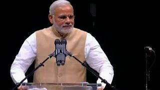 Narendra Modi at SAP Center San Jose, California - Full Speech | Modi In USA