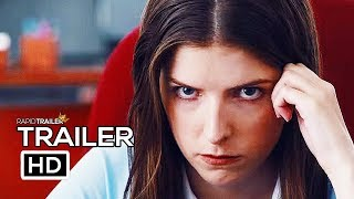THE DAY SHALL COME Official Trailer (2019) Anna Kendrick, Comedy Movie HD