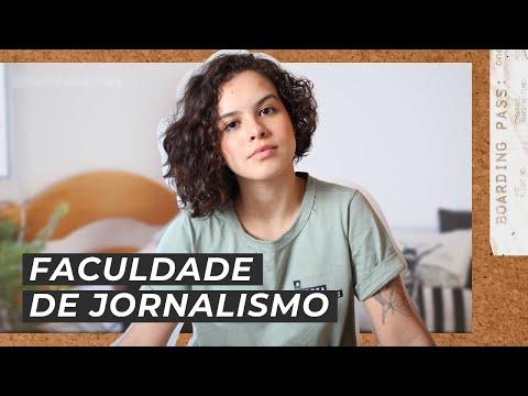 FACULDADE DE JORNALISMO: sétimo semestre | Victoria Ferreira