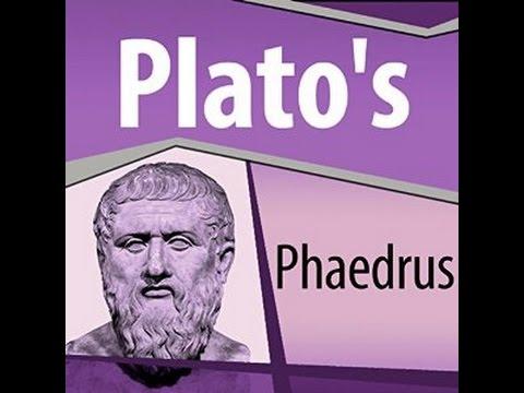 (part i) Plato, Rhetoric, 'The Phaedrus'