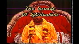 The Inroads of Spiritualism, by James Arrabito