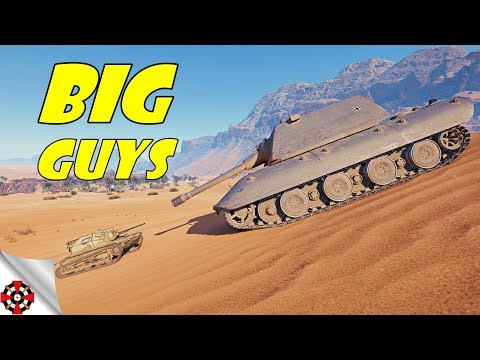World of Tanks - Funny Moments | BIG GUYS! (WoT, December 2018) thumbnail