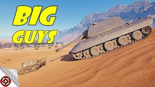 World of Tanks - Funny Moments | BIG GUYS! (WoT, December 2018)