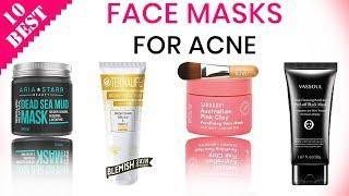 10 Best Face Masks for Acne 2019