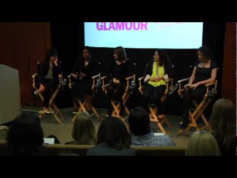 Glamour Magazine's Women In Tech Panel