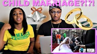 "Couple Reacts : ""65 Year Old Man Marries 12 Year Old Girl!"" Reaction!!!"