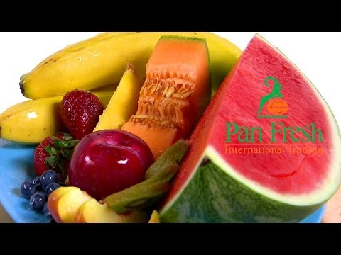Fruits & vegetable distributors and suppliers of the Middle East - Pan Fresh of Dubai, UAE