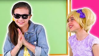 BREAKING THE RULES AT PRINCESS SCHOOL | Lilliana Vs. Teacher! - Princesses In Real Life | Kiddyzuzaa