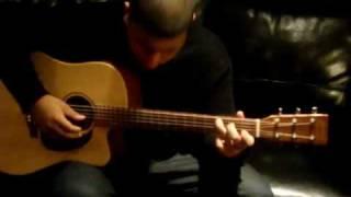 Ne-Yo  - Mad (JussJef acoustic guitar cover)