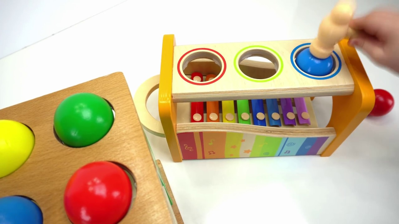 Day Care Toys For Toddler : Preschool toys teach colors and counting for kids doovi