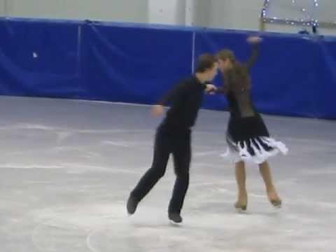 Santa Claus Cup - Lili KirálySzabolcs Nagy Free Danceavi
