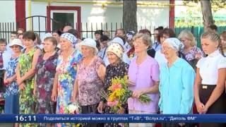 В Тюменском районе открыли две мемориальных доски