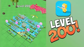 LEVEL 200 IN ARMY CLASH!