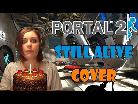 Still Alive Voice Cover Portal 2 (RanTatatachan)