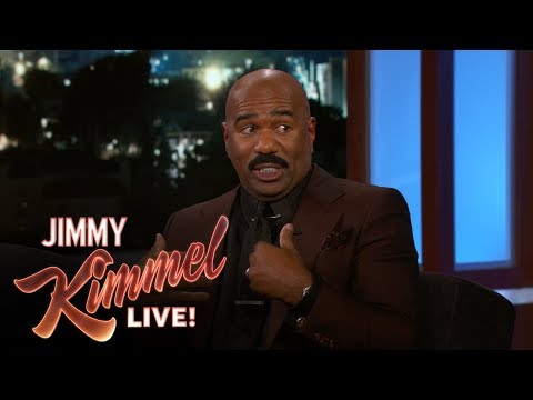 Thumbnail: Steve Harvey is a Terrible Babysitter