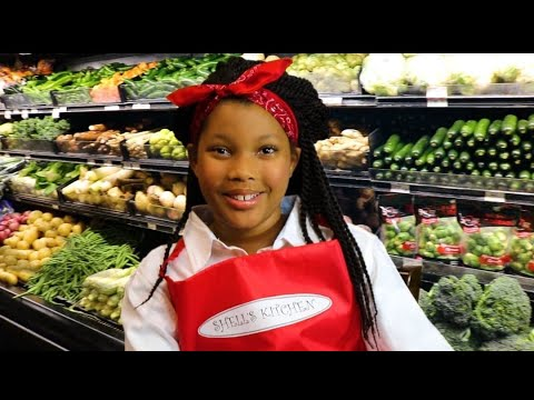 Noelle S First Movie Shell S Kitchen Youtube