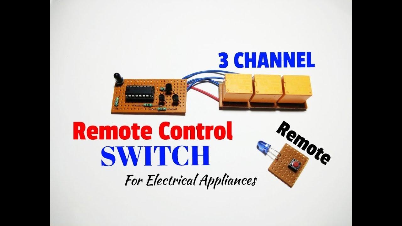 3 Switch Light Circuit