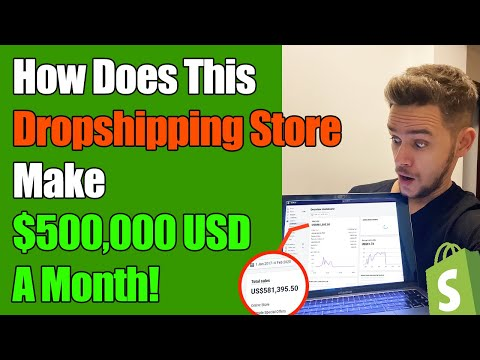 [CASE STUDY] How Does This Dropshipping Store Make $500,000 USD/ Month @Ecomhunt thumbnail