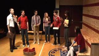 NO MORE DEAD DOGS - Scene 1 - Griffin Theatre Co.
