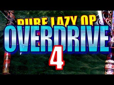 Skyrim Pure Lazy Dual Wield OVERDRIVE Walkthrough Part 4: Dragon Hunting thumbnail
