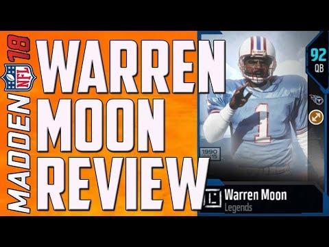 HOW GOOD IS 91 WARREN MOON? MUT 18 CARD REVIEW