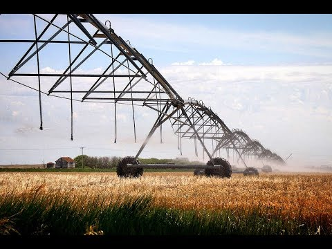 Large-scale Irrigation in Saskatchewan