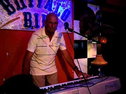 Garry Corrick - The Champ! BB Karaoke Night (Bridge Over Troubled Water)